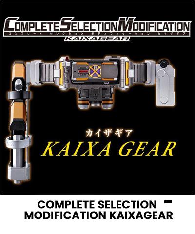 COMPLETE SELECTION MODIFICATION KAIXAGEAR