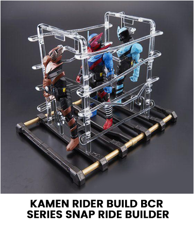 KAMEN RIDER BUILD BCR SERIES SNAP RIDE BUILDER