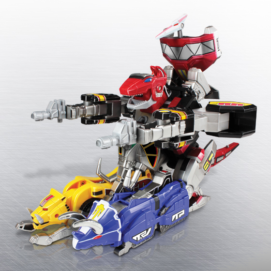 Mighty Morphin Power Rangers Legacy Megazord