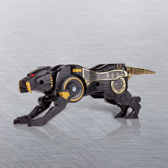 Power Rangers Limited Black Edition Legacy Megazord[2015年12月發送]