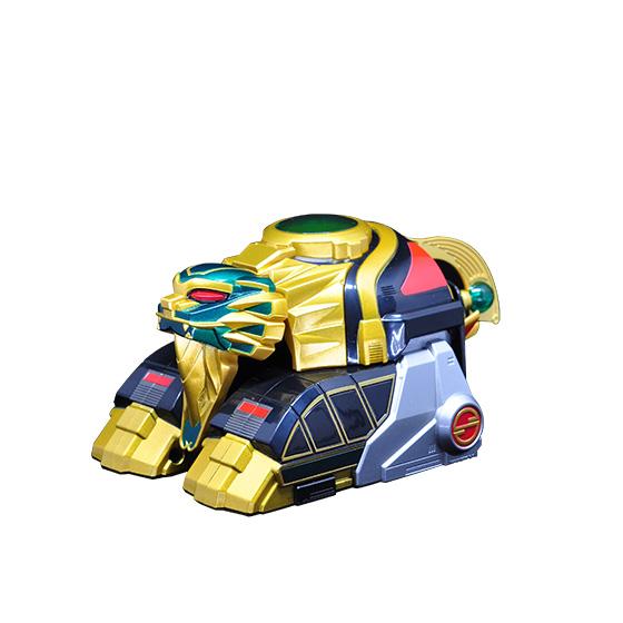 Power Rangers Thunder Legacy Megazord [2016年9月發送]