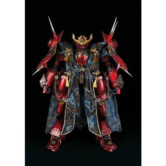 B/3 重甲侍鬼 FULLMETAL GHOST -Captain Form- (Free shipping)