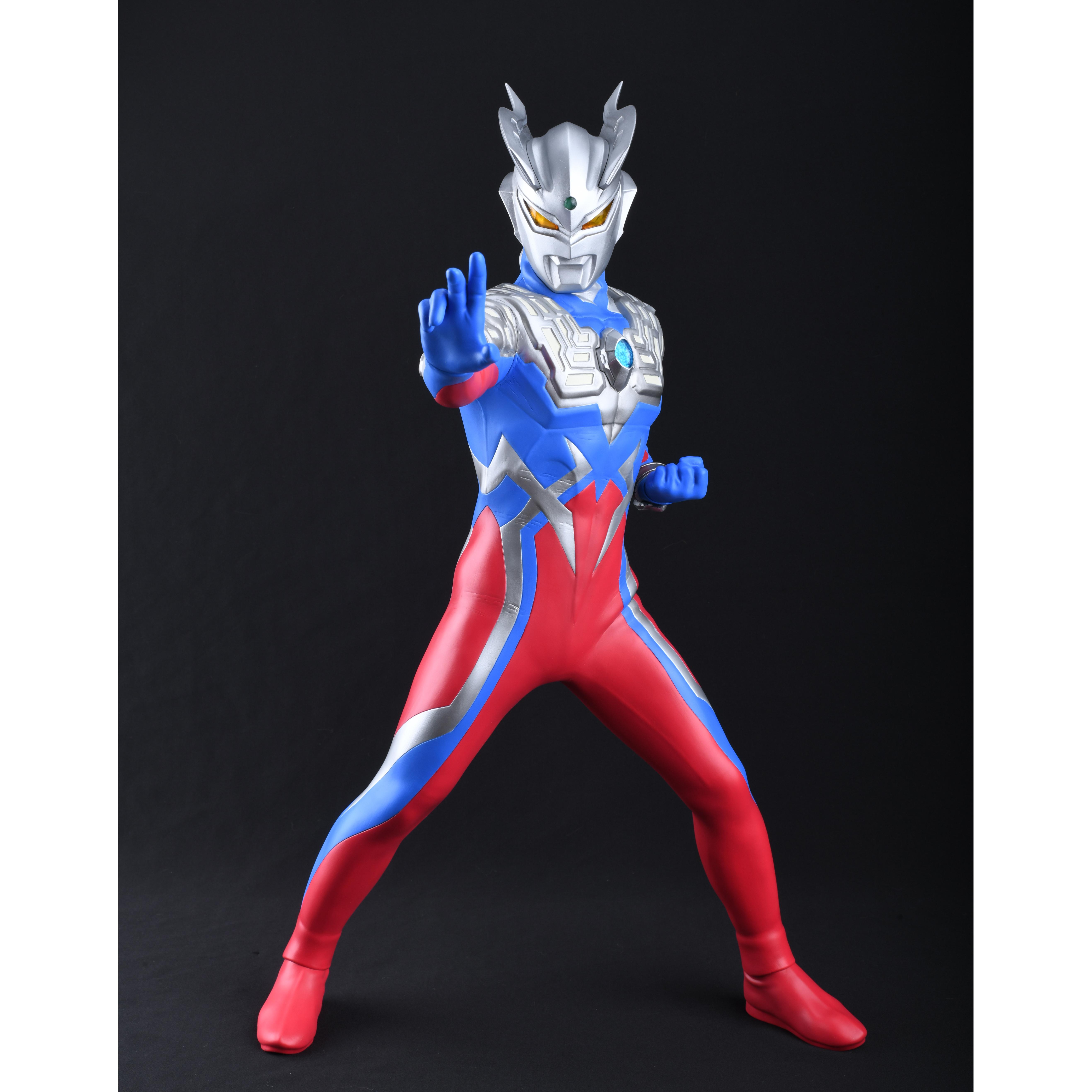 SUPER SIZE HEROES VOL.1 ULTRAMAN ZERO [2021年4月發送]