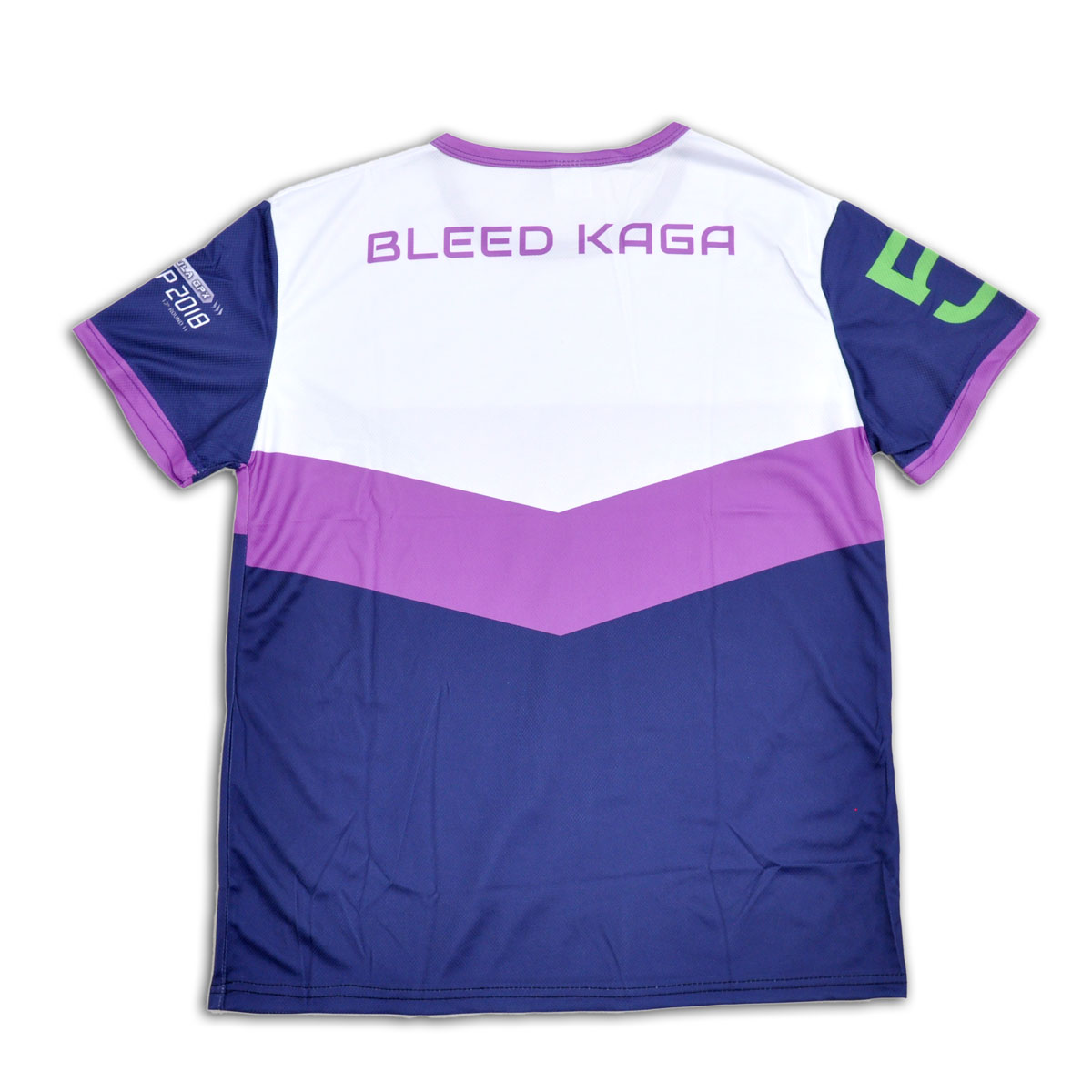 T-Shirt (HK Limited) AOI ZIP FORMULA BLEED KAGA