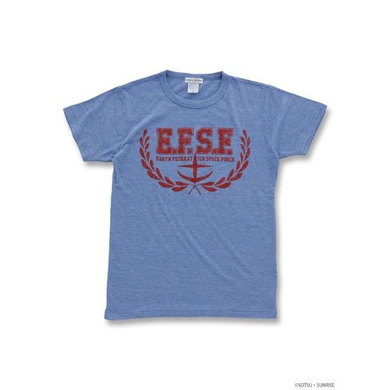 E.F.S.F. MELANGE MOBILE SUIT GUNDAM TEE  [2017年5月發送]