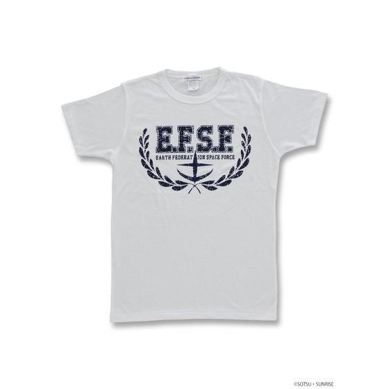 E.F.S.F. MELANGE MOBILE SUIT GUNDAM TEE [2017年9月發送]