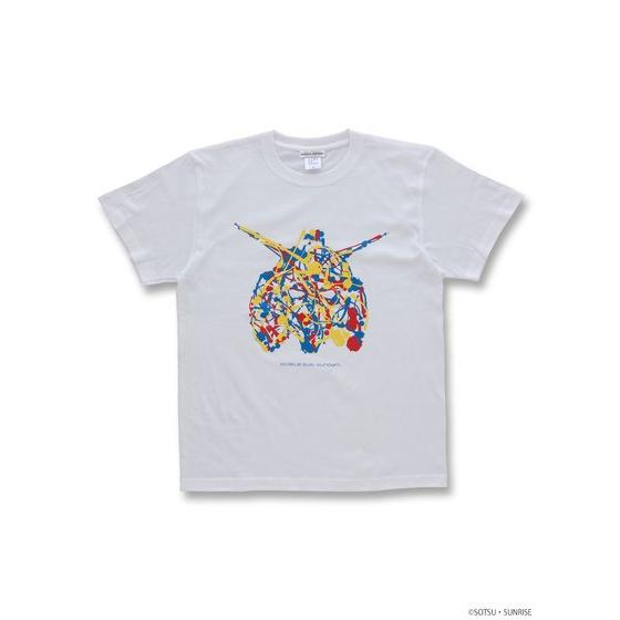 GUNDAM X PAINT MOBILE SUIT GUNDAM TEE [2017年9月發送]