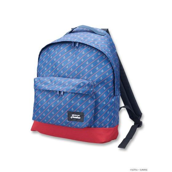 E.F.S.F. MOBILE SUIT / ZEON MOBILE SUIT GUNDAM BACKPACK  [2017年5月發送]
