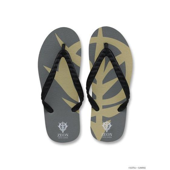 E.F.S.F. MOBILE SUIT / ZEON MOBILE SUIT GUNDAM BEACH SLIPPERS  [2017年7月發送]