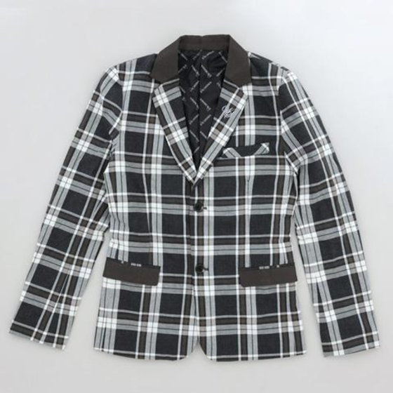 WIND SCALE Jacket (Check New color)
