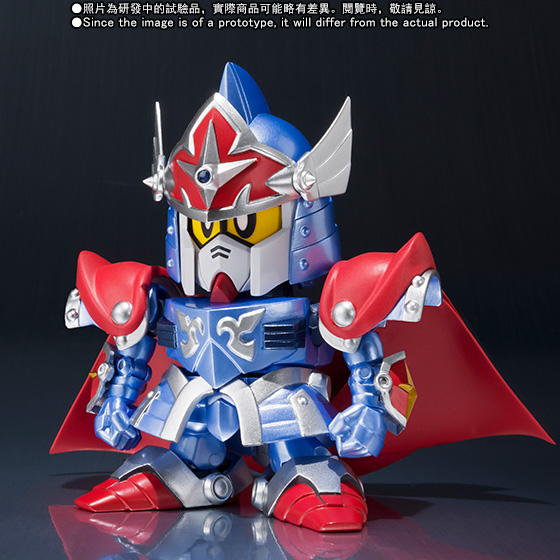 SDX Crown Knight Gundam