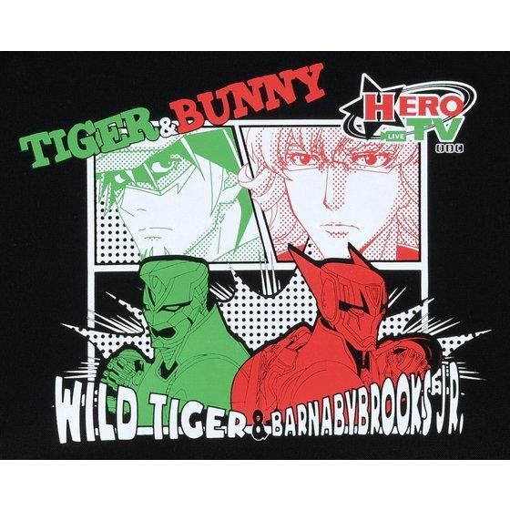 TIGER&BUNNY Tote Bag (TIGER&BUNNY Pattern)