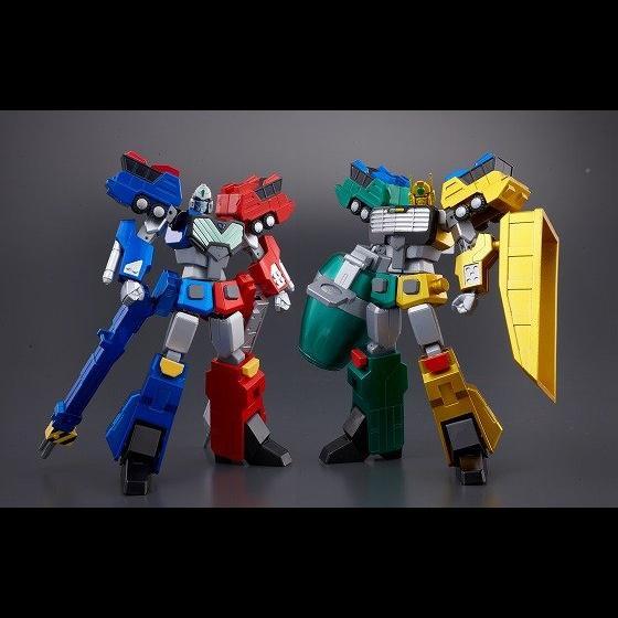 Super Robot 超合金 撃龍神 (Free Shipping)