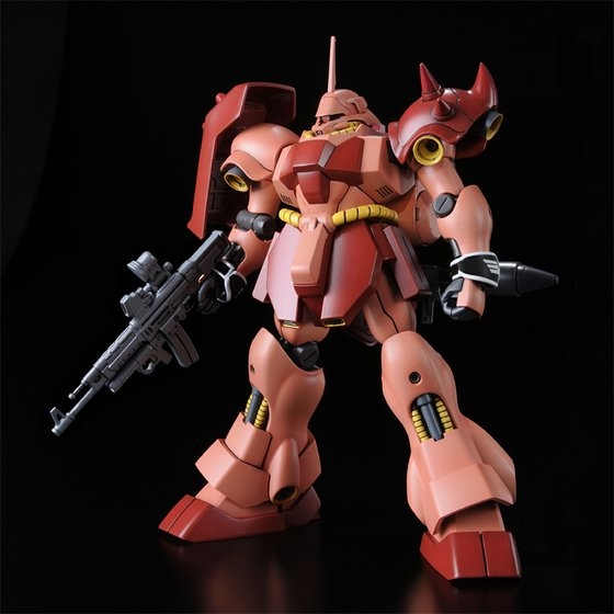 HGUC 1/144 GEARA DOGA (FULL FRONTAL USE) [2016年3月發送]
