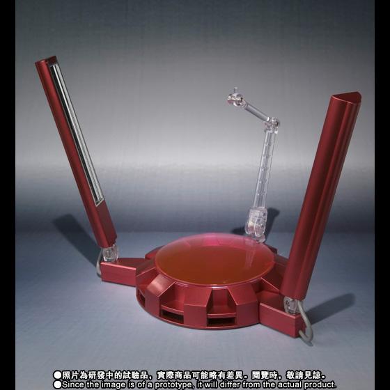 ROBOT魂 〈SIDE MS〉 獨角高達(精神感應骨骼發光設計) GLOWING STAGE套裝