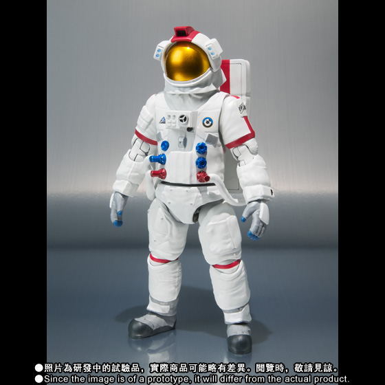 S.H.Figuarts MASKED RIDER FOURZE SPACE COSTUME