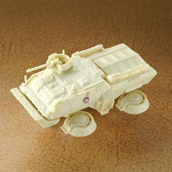HGUC 1/144 GM SNIPERII WHITE DINGO TEAM CUSTOM