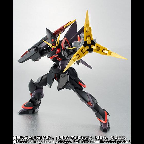 ROBOT魂 〈SIDE MS〉 Blitz Gundam