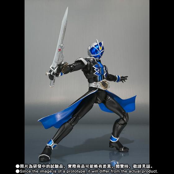 S.H.Figuarts Kamen Rider Wizard (Water Style)