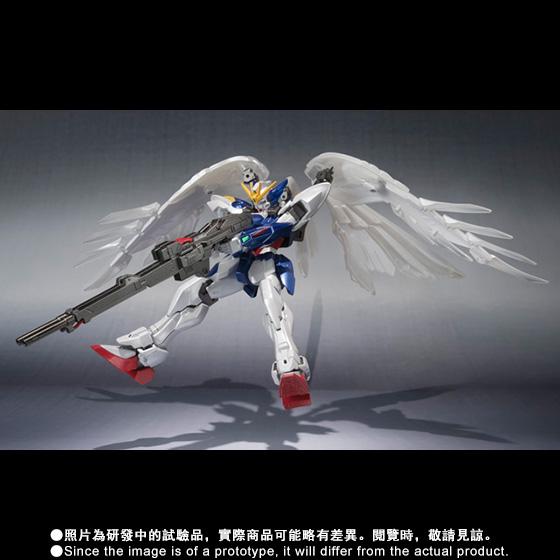 ROBOT魂 〈SIDE MS〉 WING GUNDAM ZERO(EW Ver.) Pearl Coating Ver.