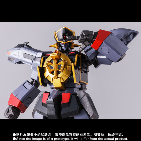 SUPER ROBOT 超合金 BLACK MIGHTGAINE