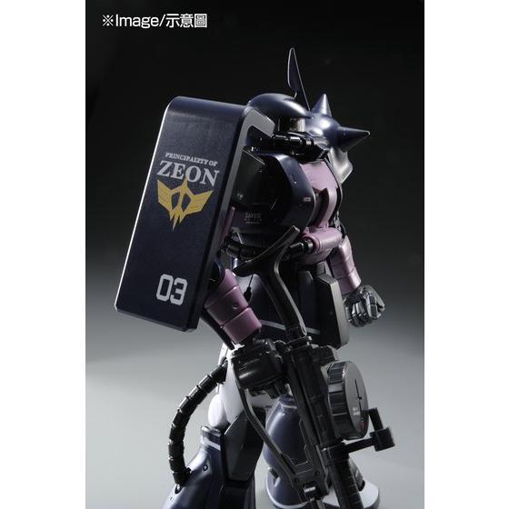 MG 1/100 MS-06S ZAKUII(BLACK TRI-STARS CUSTOM)VER.2.0 (再售)