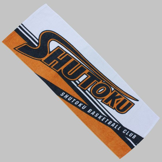 KUROKO'S BASKETBALL SPORTS TOWEL SHUTOKU HIGH SCHOOL [May 2014 Delivery]