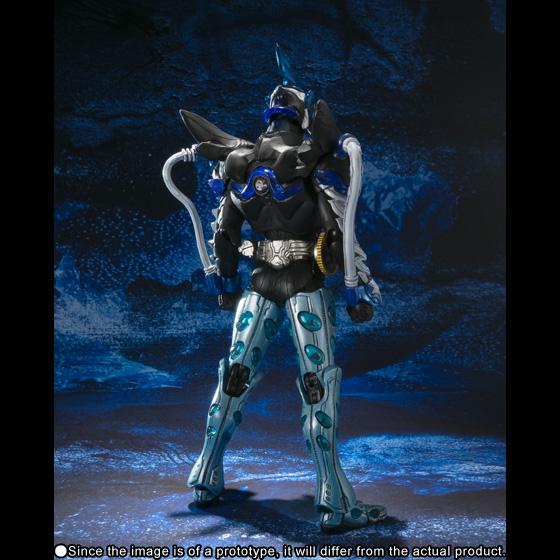 S.I.C. Kamen Rider 000 SHAUTA COMBO