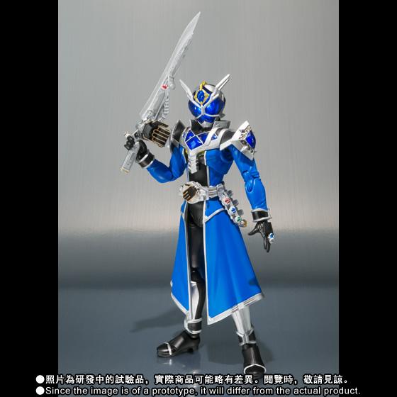 S.H.Figuarts Kamen Rider Wizard Water Dragon