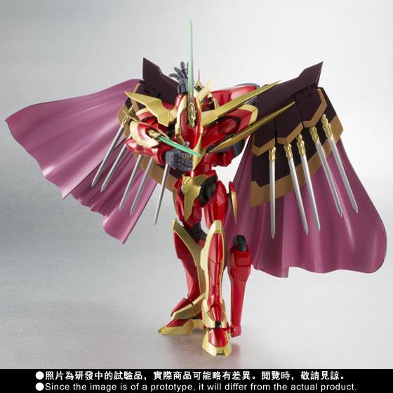 ROBOT魂 〈SIDE KMF〉 Lancelot Grail
