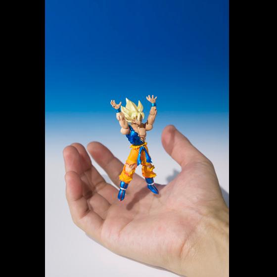SHODO Dragon Ball Z -Ultimate Spark Ver.-[October 2013 Delivery]