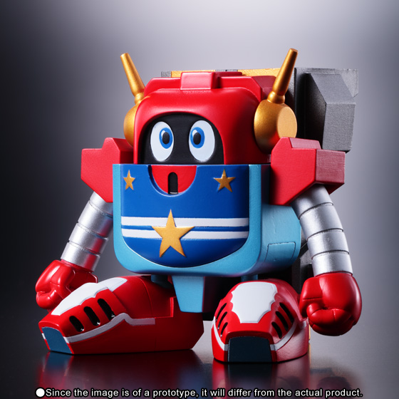 Super Robot 超合金 Mic, Piggy & Big Order Room
