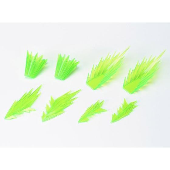 【PREMIUM BANDAI limited】FIGURE-RISE6 BLACK LOTUS OVERDRIVE MODE GREEN