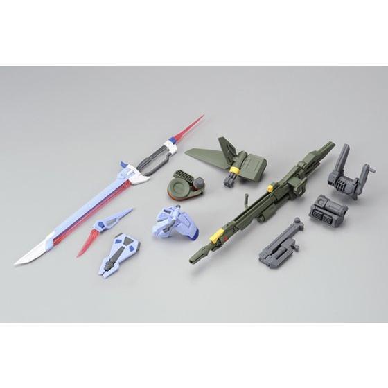 MG 1/100 LAUNCHER STRIKER / SWORD STRIKER PACK for MG AILE STRIKE GUNDAM REMASTER Ver. [2017年3月發送]