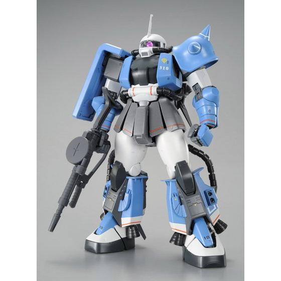 MG 1/100 MS-06R-1A ZAKUII UMA LIGHTNING CUSTOM