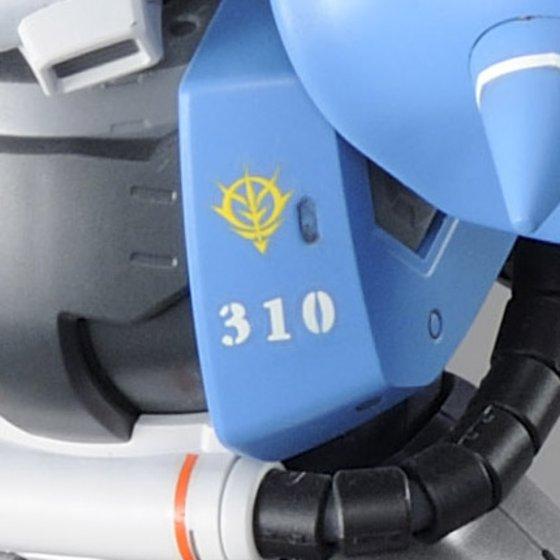 MG 1/100 MS-06R-1A UMA LIGHTNING'S ZAKU II  [2017年12月發送]