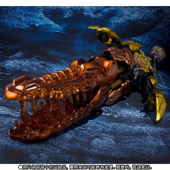 S.I.C. Kamen Rider 000 BURAKAWANI Combo