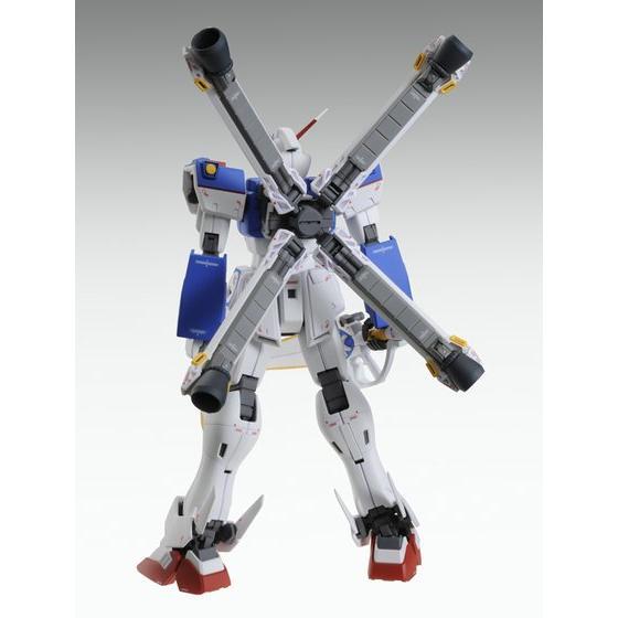 MG 1/100 CROSSBONE GUNDAM X3 Ver.Ka [2017年8月發送]