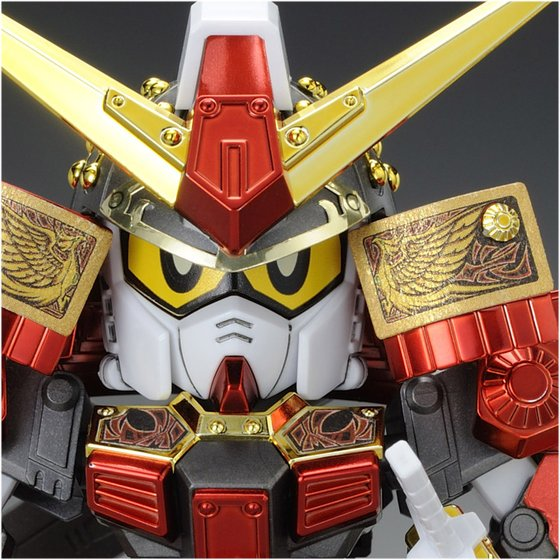 LEGEND BB MUSHA GUNDAM SUPER HAGANE Ver. [2014年10月發送]
