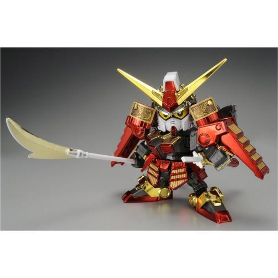 【高達模型感謝祭2.0】LEGEND BB MUSHA GUNDAM SUPER HAGANE Ver.
