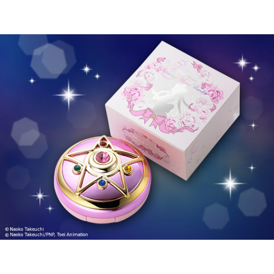 Sailor Moon R Miracle Romance Sailor Powder Foundation [Jul 2014 Delivery]