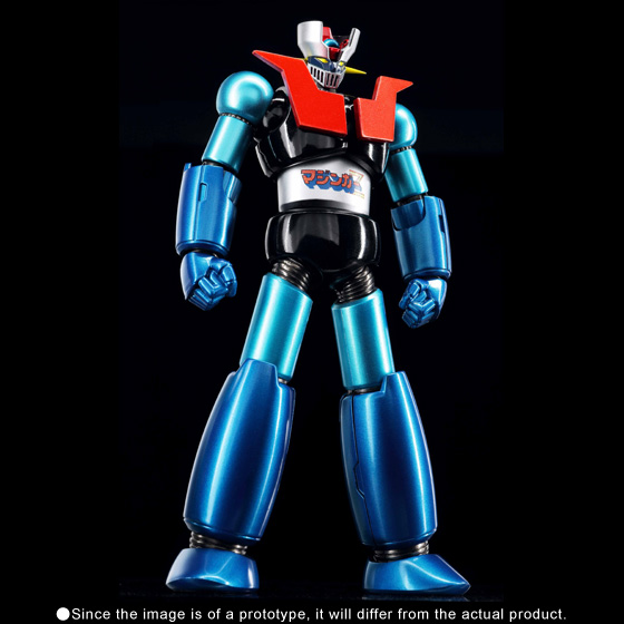 Super Robot Chogokin Mazinger Z Jumbo Machinedar color