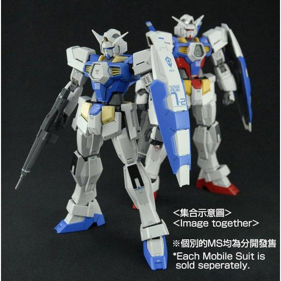 MG 1/100 GUNDAM AGE-1F/2 【PB Showroom 限量再販!】