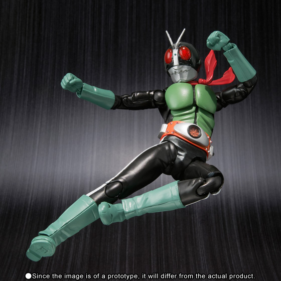S.H.Figuarts Masked Rider 2 (Old)