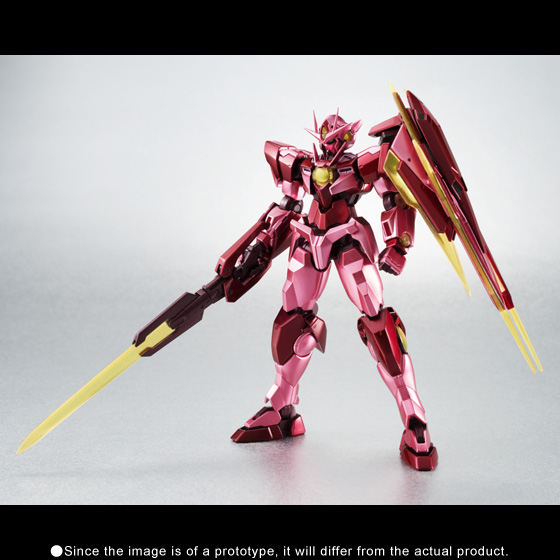 Robot Tamashii 〈SIDE MS〉 00 QAN[T] Trans-am