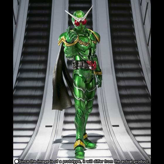 S.I.C. Masked Rider Cyclone
