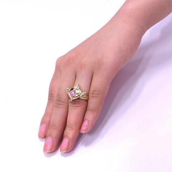 Sailor moon SuperS brooch design Ring