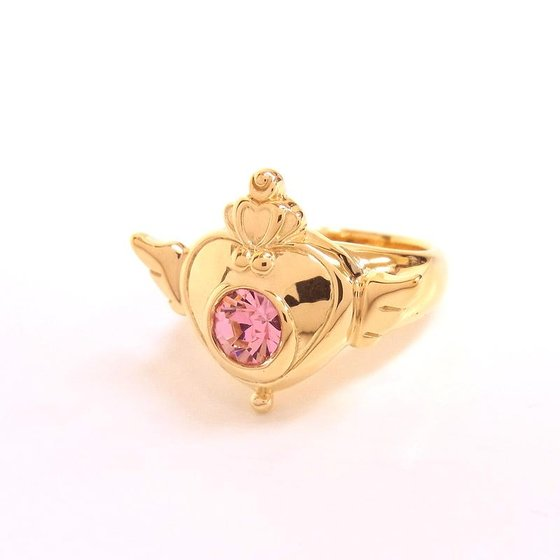 Sailor moon SuperS brooch design Ring [Jun 2014 Delivery]