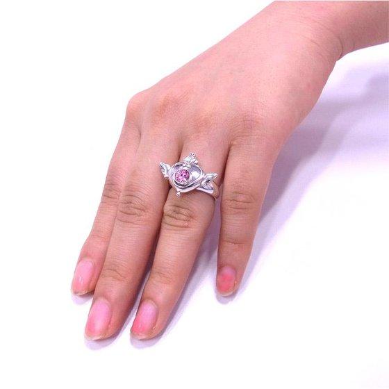 Sailor moon SuperS brooch design Ring [Jul 2014 Delivery]