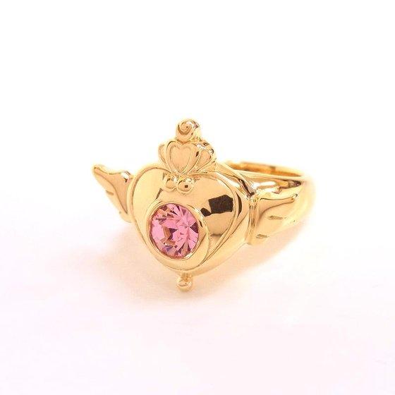 Sailor Moon SuperS brooch design Ring [2016年5月發送]